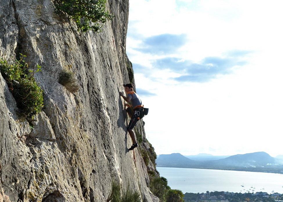 Horolezectvo - Lezenie na Malorke - Vetroplach magazin 2a1981a5567