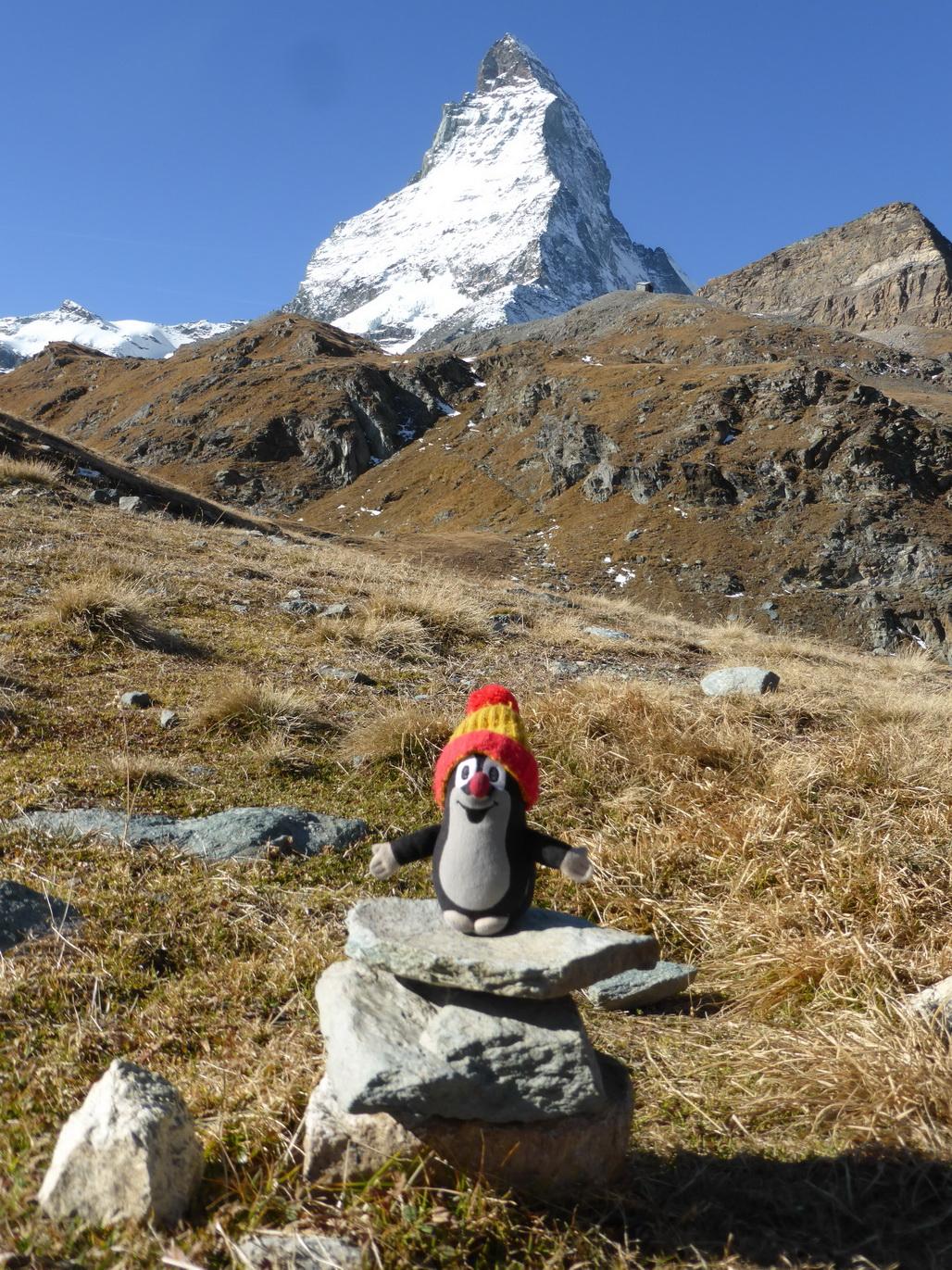 _Krtek_pod_Matterhornom_(jeseň_2014)
