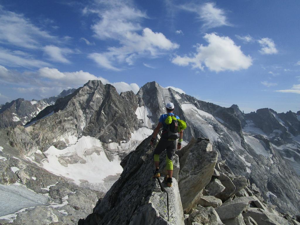 Horolezectvo - Val Forno - nová zaistená cesta na Monte Rosso ... f99d127cc5b