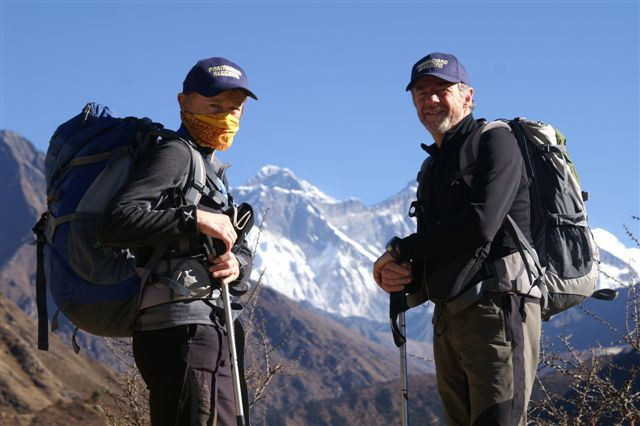 Nives, Romano a Everest