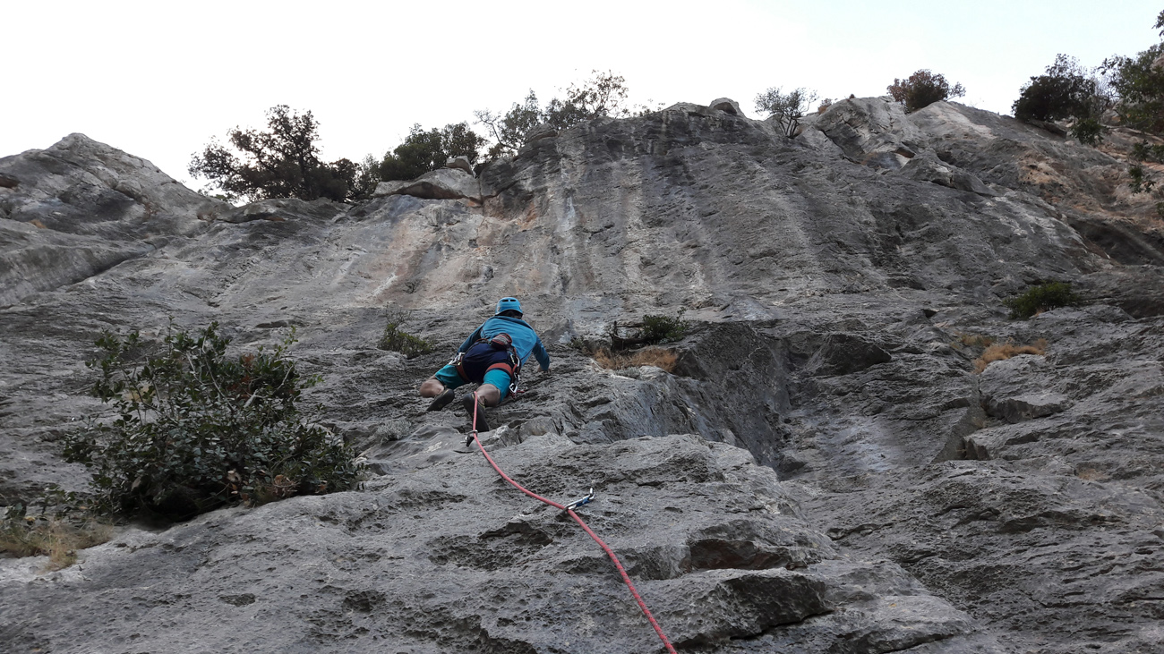 Horolezectvo - Sardínia climbing trip - Vetroplach magazin 4a9a52f8947