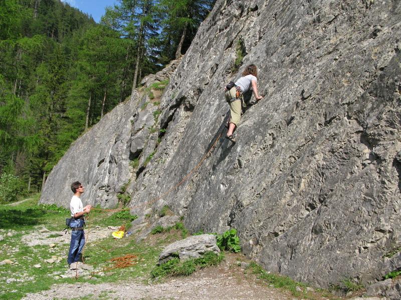 Horolezectvo - Lezenie v Tatranskej Kotline - Vetroplach magazin 42affbeab84