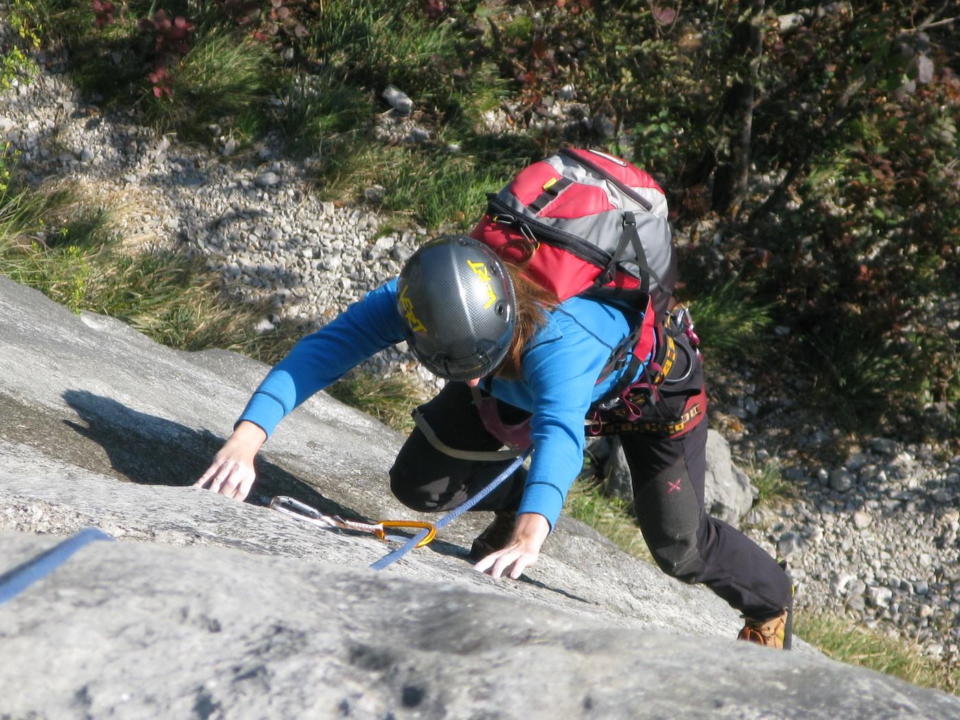 Horolezectvo - Lezenie v Arcu  Placche Zebrate - Vetroplach magazin 0bf69a1e992