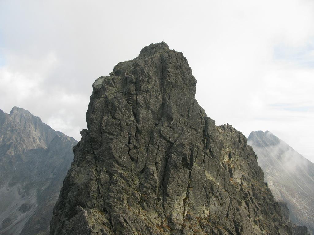 Horolezectvo - V.Tatry - Puškášov pilier na Ganek - Vetroplach magazin a2522d7066d