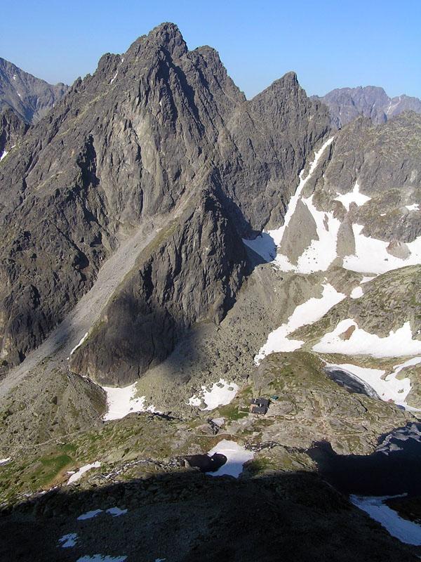 Horolezectvo - Pyšný štít – JZ pilier 19.6.2012 - Vetroplach magazin 81d6eea7d16